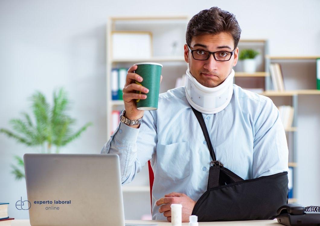 Despido de trabajador estando de baja por accidente laboral