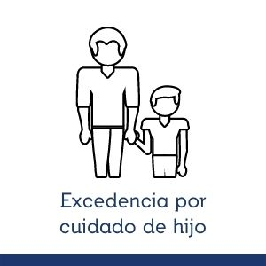 Revisión online de excedencia por cuidado de hijo