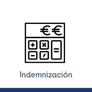 Revisión online de indemnización